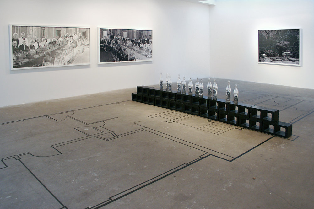 NEGATIVE SEA WALL INSTALLATION VIEW III