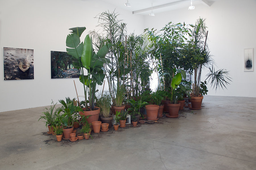 ONCE REMOVED INSTALLATION VIEW I