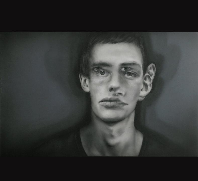 Double Projection Shadow Portrait IV